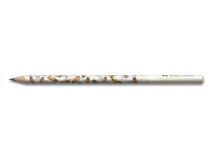 118362 Graphite pencil triangular, motif bee Office 29286