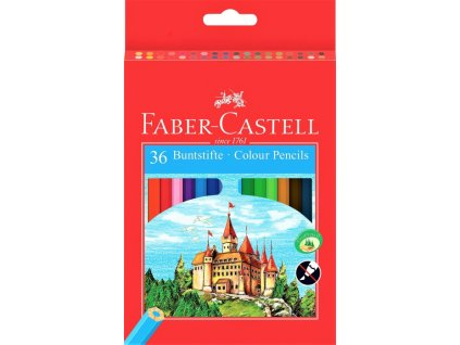 2843 1 pastelky faber castell eco 36 barev orezavatko