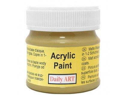 akrylova matna DA olive 270 50ml