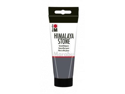3290 akrylova barva imitujici kamen marabu himalaya stone dark concrete 168