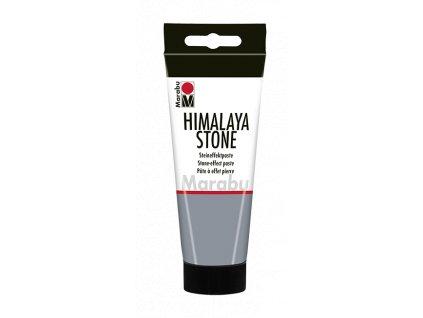 3293 akrylova barva imitujici kamen marabu himalaya stone stone grey 169