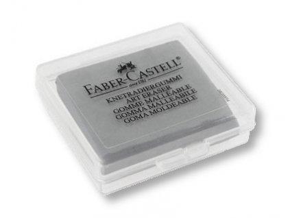 3326 1 pryz tvarliva umelecka seda faber castell v pruhledne krabicce
