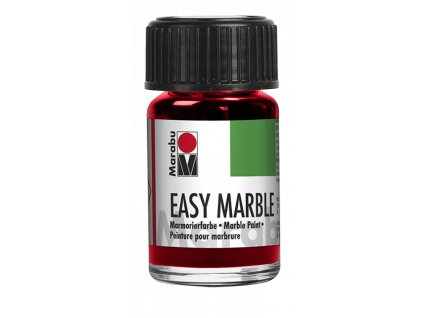 marabu easy marble 031 cherry red