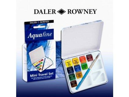 3509 akvarelove barvy aquafine daler rowney 10 barev 131900910