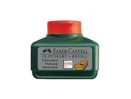 4004 2 doprodej napln pro flipchart marker grip cervena