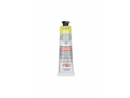 4301 akrylova barva koh i noor 40 ml zluta primarni 0205