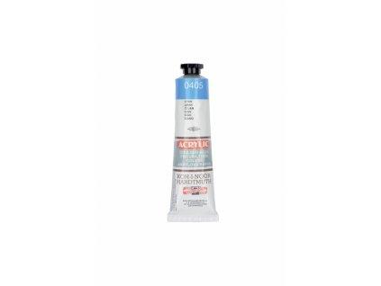 4307 akrylova barva koh i noor 40 ml modra cyan 0405