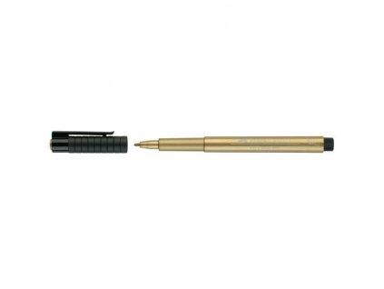 4559 1 pitt artist pen zlaty 1 5mm