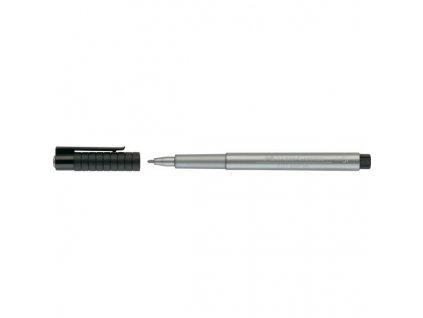 4562 1 pitt artist pen stribrny 1 5mm