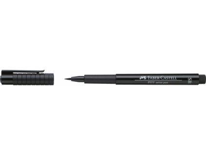 4592 1 umelecky popisovac pitt artist pen sb stetcovy cerny