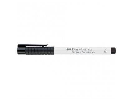 Umělecký popisovač Pitt Artist Pen 1,5 mm - bílý