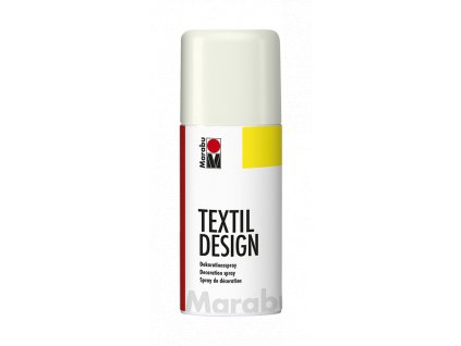 4865 barva na textil ve spreji marabu textil design spray 150 ml bila 070