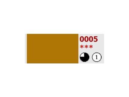 5354 olejova barva umton 20 ml 005 okr svetly