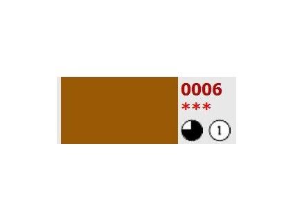 5360 olejova barva umton 20 ml 006 okr tmavy