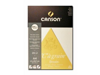 5435 canson cagrain blok lepeny a3 20 listu 224 g