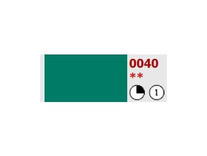5477 olejova barva umton 20 ml 040 smaragdovy lak