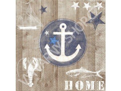 5702 ubrousek 33x33 cm maritime home