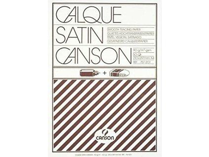 5726 canson calque pauzovaci papir v bloku a4 90 g m2 50 listu