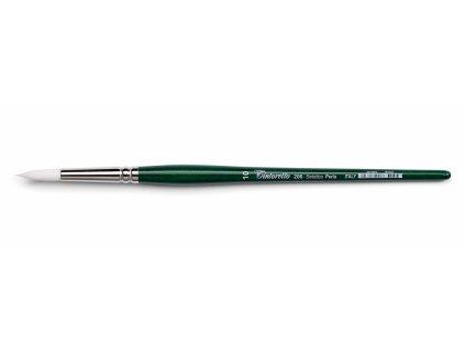 Štětec kulatý syntetický 206-0 Tintoretto Perla