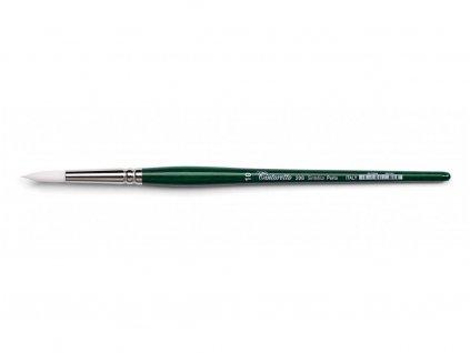 Štětec kulatý syntetický 206-1 Tintoretto Perla