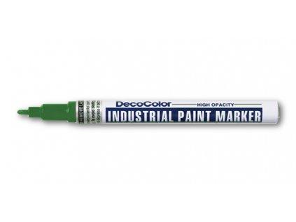 6209 1 lakovy popisovac deco color 1mm zeleny