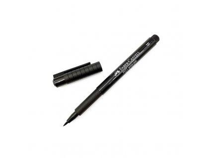 6596 3 pitt artist pens calligraphy set sophie 4ks modre odstiny