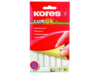 7100 gum fix samolepici hmota kores 50 g