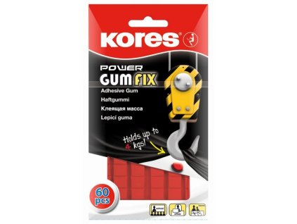 7109 gum fix power silna samolepici hmota kores