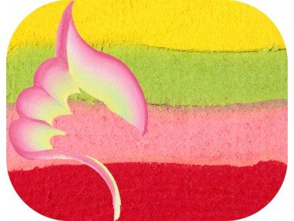 Barva na obličej 6 ml Eulenspiegel Split Cake - Blossom