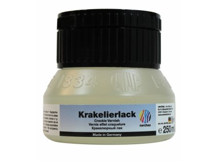 7694 krakelovaci lak nerchau 250 ml
