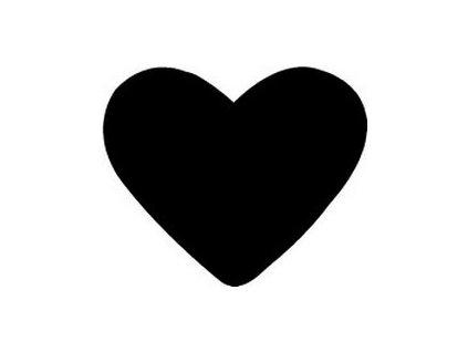 7973 ozdobna derovacka 25 mm srdce