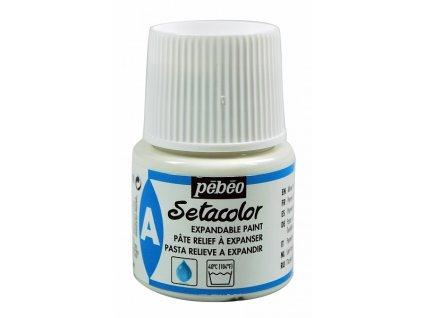 8708 expandujici medium pebeo setacolor 45 ml