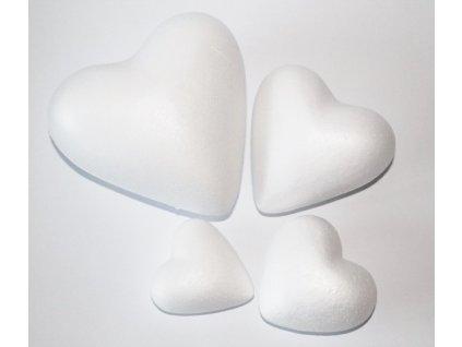 8894 srdce polystyren 15 cm
