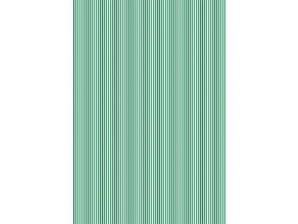 9686 karton 200 g a4 zelenobily prouzek