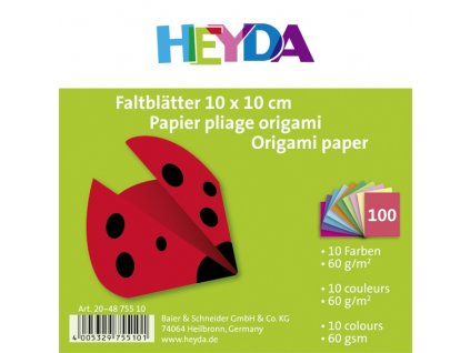 9797 origami 10x10 cm 100 ks 60 g