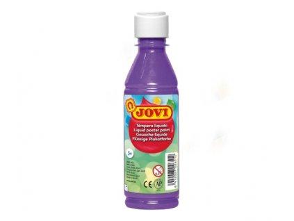 10127 jovi skolni temperova barva 250 ml fialova