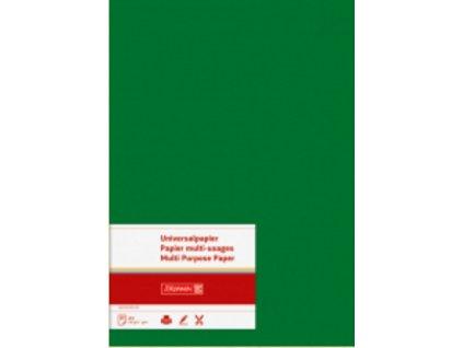 10229 univerzalni papir a4 160 g zeleny tmave