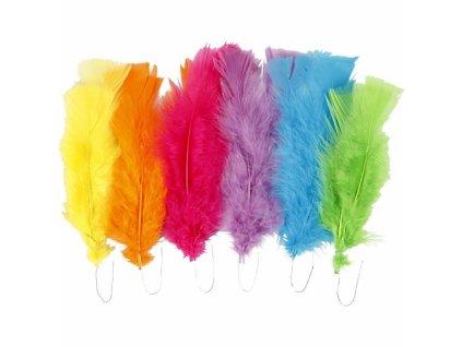 10346 pericka 11 17 cm mix barev 18 svazku