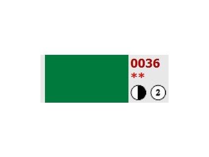 10646 olejova barva umton 60 ml 036 permanentni zelen stredni