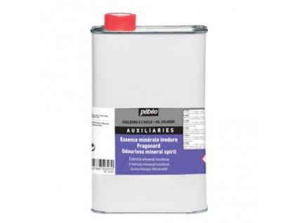 mineralni lih bez zapachu pebeo 1l