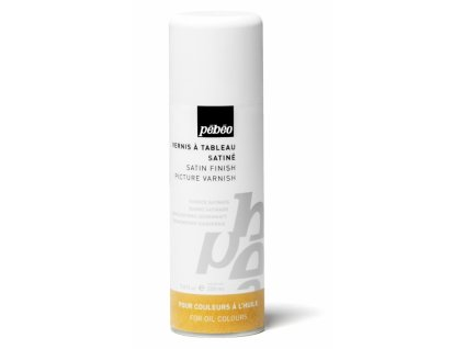 10886 pebeo matny malirsky lak pro oleje 200 ml sprej