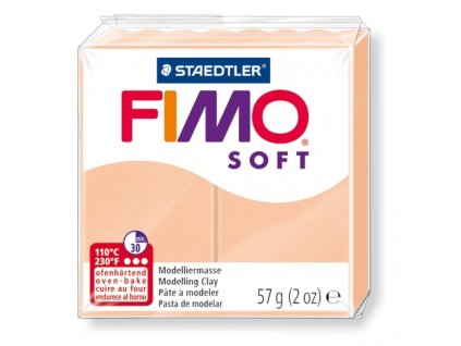 11453 fimo soft polymerova hmota 57g telova 43