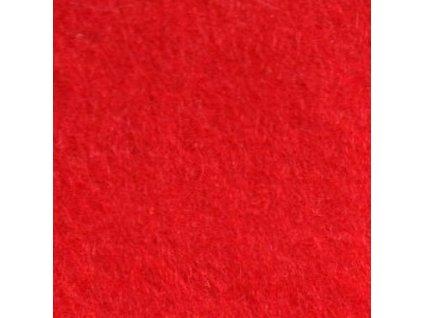 červený střed