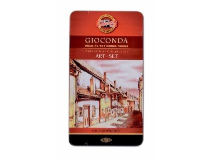 12266 2 gioconda mini art set