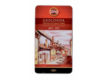 12266 2 gioconda mini art set