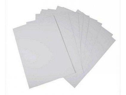 12914 encaustic karton bily a6