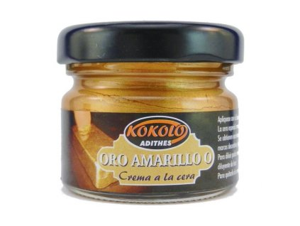 13907 zlato oro amarillo o pasta 25 ml