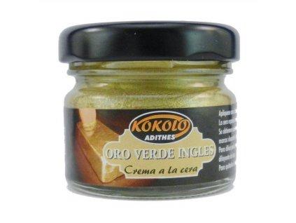13934 zlato oro verde ingles pasta 25 ml