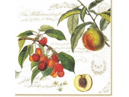 14558 ubrousek 33x33 cm fruits garden