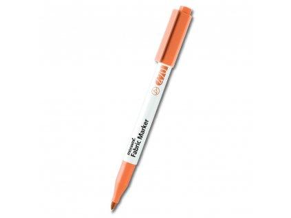 fix na textil fabric marker 470 orange